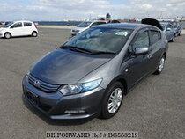 Used 2009 HONDA INSIGHT BG553219 for Sale for Sale