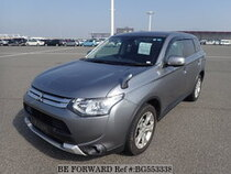 Used 2014 MITSUBISHI OUTLANDER BG553338 for Sale for Sale
