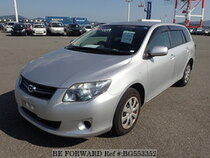 Used 2011 TOYOTA COROLLA FIELDER BG553352 for Sale for Sale