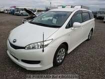 Used 2010 TOYOTA WISH BG553150 for Sale for Sale