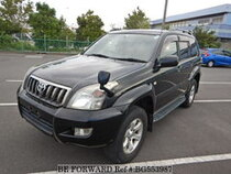 Used 2007 TOYOTA LAND CRUISER PRADO BG553987 for Sale for Sale