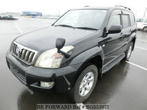 Used 2008 TOYOTA LAND CRUISER PRADO BG553975 for Sale for Sale