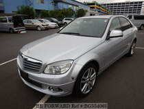 Used 2007 MERCEDES-BENZ C-CLASS BG554069 for Sale for Sale