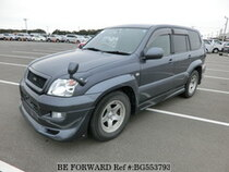 Used 2005 TOYOTA LAND CRUISER PRADO BG553793 for Sale for Sale