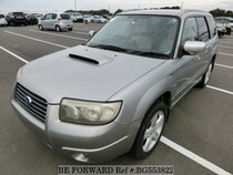 Used 2005 SUBARU FORESTER BG553822 for Sale for Sale