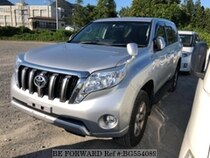 Used 2014 TOYOTA LAND CRUISER PRADO BG554089 for Sale for Sale