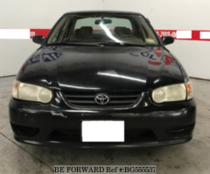 Used 2002 TOYOTA COROLLA BG555537 for Sale for Sale