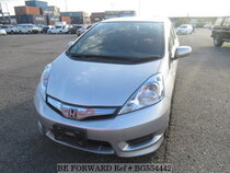 Used 2012 HONDA FIT SHUTTLE HYBRID BG554442 for Sale for Sale