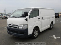Used 2010 TOYOTA REGIUSACE VAN BG554555 for Sale for Sale