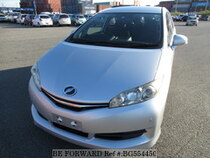 Used 2012 TOYOTA WISH BG554450 for Sale for Sale