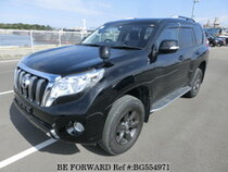 Used 2014 TOYOTA LAND CRUISER PRADO BG554971 for Sale for Sale