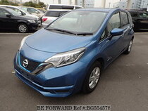 Used 2017 NISSAN NOTE BG554578 for Sale for Sale