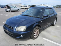 Used 2004 SUBARU IMPREZA SPORTSWAGON BG554751 for Sale for Sale