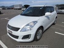 Used 2014 SUZUKI SWIFT BG554759 for Sale for Sale