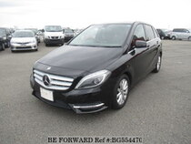 Used 2012 MERCEDES-BENZ B-CLASS BG554470 for Sale for Sale