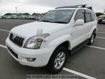 Used 2006 TOYOTA LAND CRUISER PRADO BG554646 for Sale for Sale