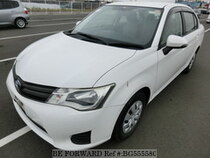 Used 2012 TOYOTA COROLLA AXIO BG555580 for Sale for Sale