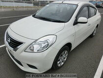 Used 2014 NISSAN LATIO BG555599 for Sale for Sale