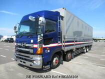 Used 2005 HINO PROFIA BG556108 for Sale for Sale