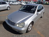 Used 2003 MERCEDES-BENZ C-CLASS BG556008 for Sale for Sale