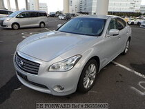 Used 2012 NISSAN FUGA BG558035 for Sale for Sale