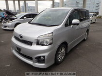 Used 2012 TOYOTA VOXY BG558036 for Sale for Sale