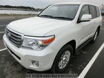 Used 2014 TOYOTA LAND CRUISER BG558125 for Sale for Sale