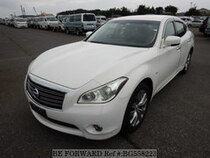 Used 2012 NISSAN FUGA BG558223 for Sale for Sale