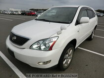 Used 2003 TOYOTA HARRIER BG557838 for Sale for Sale