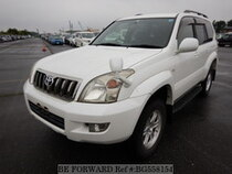Used 2009 TOYOTA LAND CRUISER PRADO BG558154 for Sale for Sale