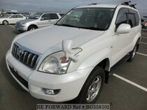 Used 2005 TOYOTA LAND CRUISER PRADO BG558102 for Sale for Sale