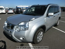 Used 2012 NISSAN X-TRAIL BG557682 for Sale for Sale