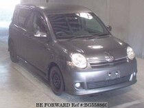 Used 2008 TOYOTA SIENTA BG558860 for Sale for Sale