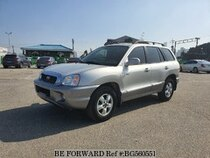 Used 2005 HYUNDAI SANTA FE BG560551 for Sale for Sale