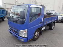 Used 2006 MITSUBISHI CANTER BG558926 for Sale for Sale