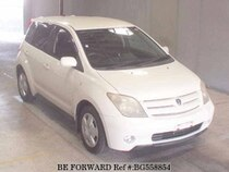 Used 2002 TOYOTA IST BG558854 for Sale for Sale