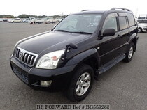Used 2004 TOYOTA LAND CRUISER PRADO BG559263 for Sale for Sale