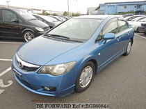 Used 2009 HONDA CIVIC HYBRID BG560844 for Sale for Sale