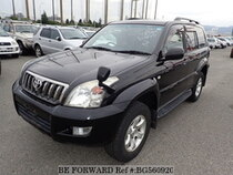 Used 2007 TOYOTA LAND CRUISER PRADO BG560920 for Sale for Sale