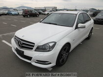 Used 2014 MERCEDES-BENZ C-CLASS BG560731 for Sale for Sale