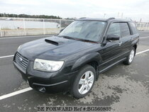 Used 2005 SUBARU FORESTER BG560803 for Sale for Sale