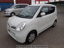 Used 2009 NISSAN MOCO BG560893 for Sale for Sale