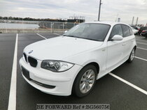 Used 2008 BMW 1 SERIES BG560756 for Sale for Sale
