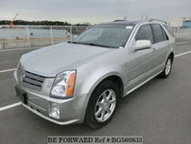 Used 2004 CADILLAC SRX BG560833 for Sale for Sale