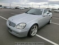Used 1999 MERCEDES-BENZ SLK BG560835 for Sale for Sale