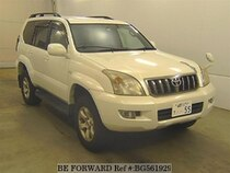 Used 2007 TOYOTA LAND CRUISER PRADO BG561929 for Sale for Sale