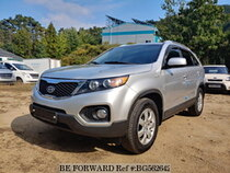 Used 2010 KIA SORENTO BG562642 for Sale for Sale