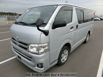 Used 2011 TOYOTA HIACE VAN BG561852 for Sale for Sale