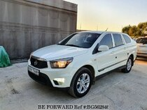 Used 2012 SSANGYONG KORANDO BG562846 for Sale for Sale