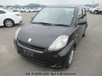 Used 2009 TOYOTA PASSO BG563305 for Sale for Sale